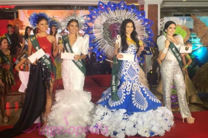 Trash to Class Winners of Miss Philippines Earth 2017 announced
