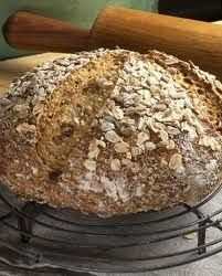 Multigrain Bread Machine Recipe.  NOTES : Granary Flour is a whole-wheat flour with added malt wheat flakes. AFAIK, it is only produced in England. I have the following recipe for a substitute: Mix 1 lb whole wheat flour, 6 oz bread flour and 6 oz cracked wheat.  I'm allergic to honey and can substitute the honey for sugar or maple syrup.