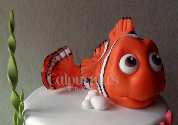 Nemo fondant