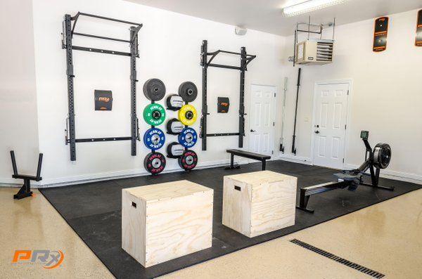 Prx Performance Salle De Sport Maison Gymnase Crossfit Garage