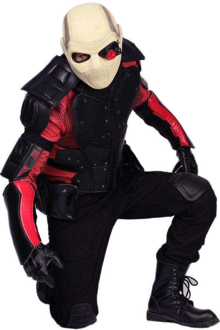 Best 25 Deadshot costume ideas on Pinterest Will smith