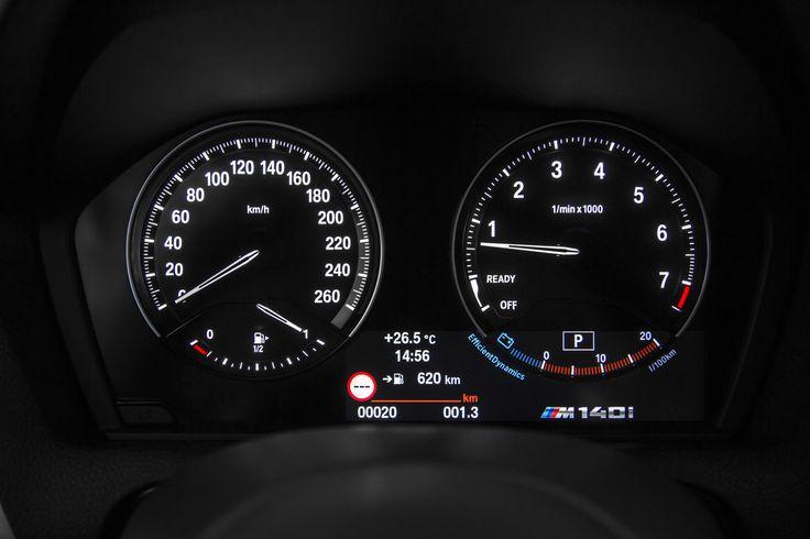 BMW Serie 1 2017 suma mayor tecnología y algunos retoques