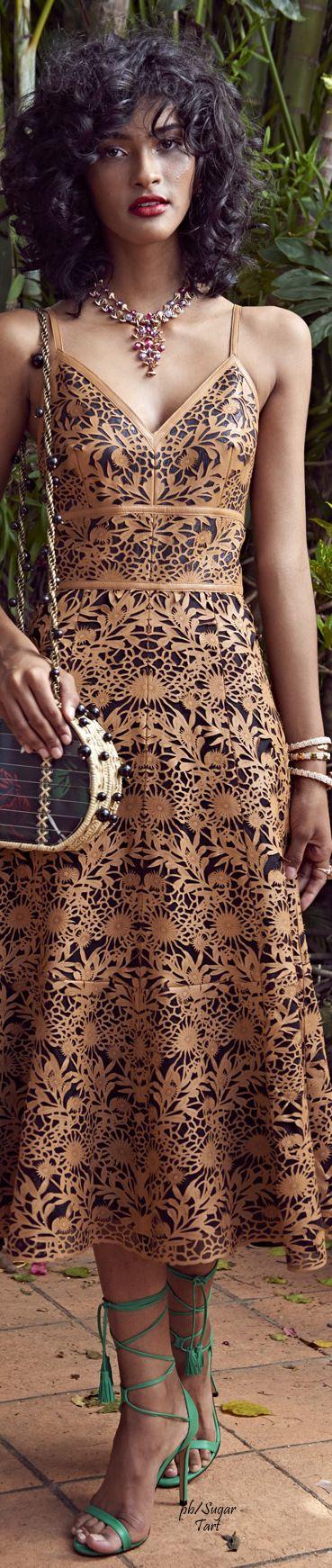 Patricia Viera Spring 2017 vestido Summer verão dresses lux luxo alta costura bordado detalhes details fashion fashionista moda chic chique glamour festa fest