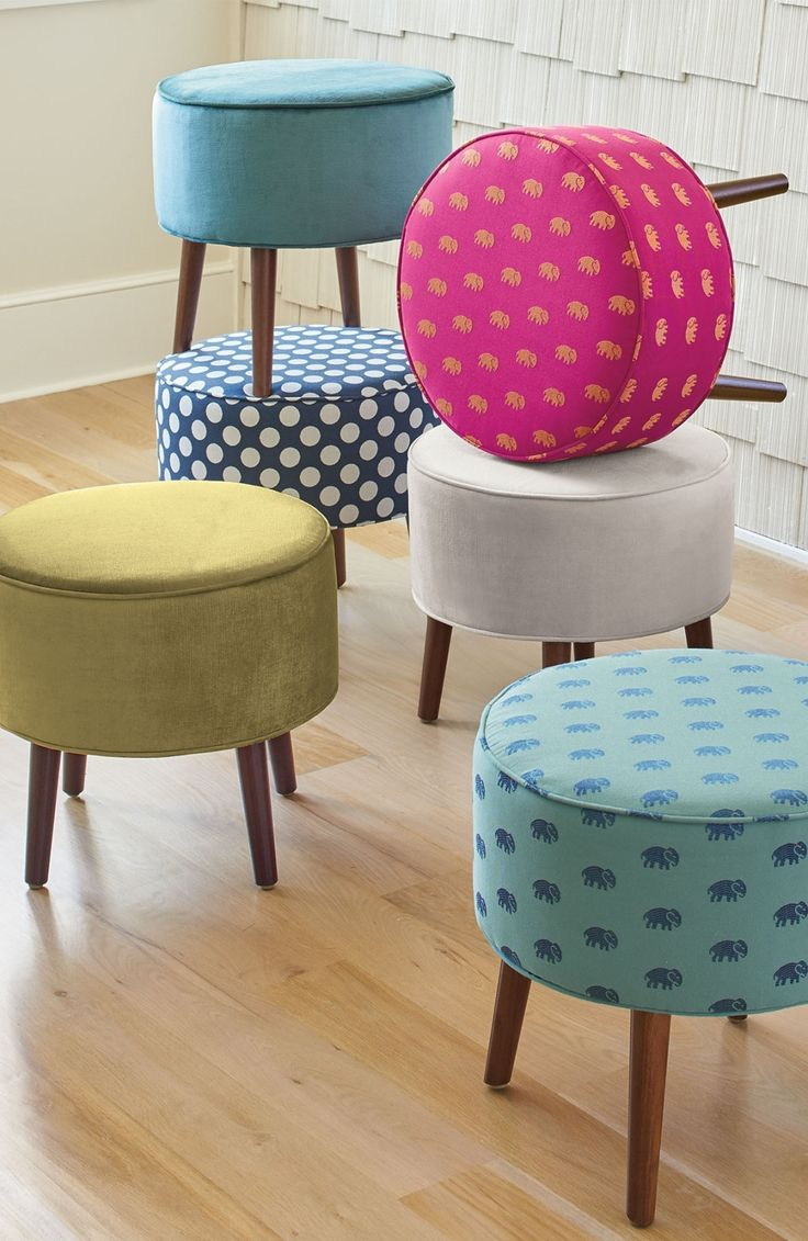 the  best images about accents  accessories on pinterest - birdie ottoman