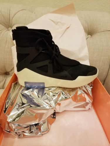 bed718db7b4e Details about Nike Air Fear of God Shoot Around