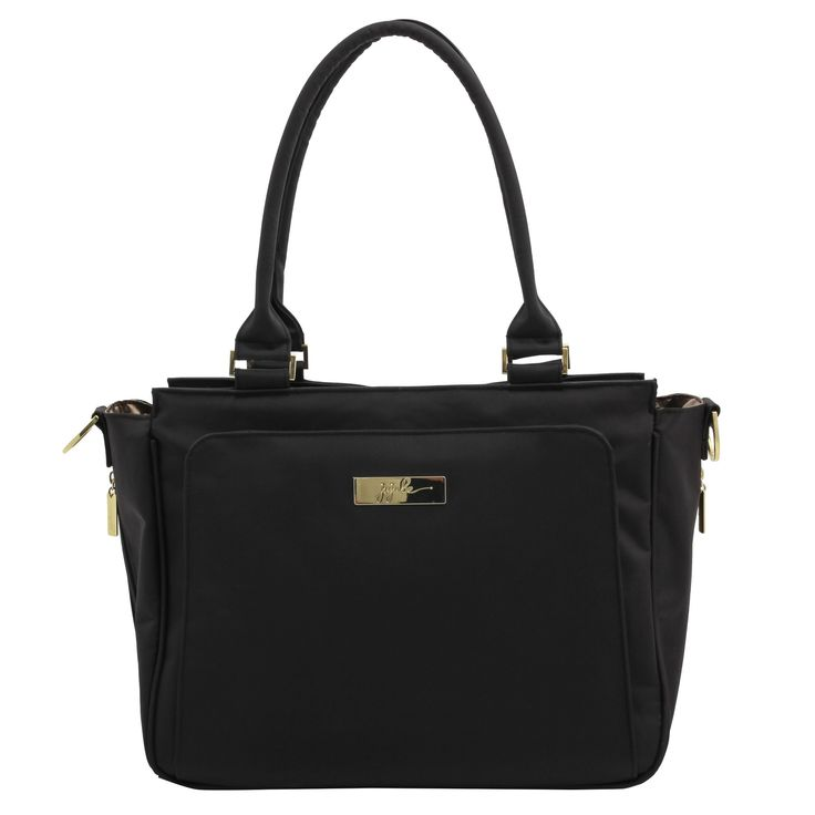 Ju-Ju-Be Be Classy The Monarch Diaper Bag - Black