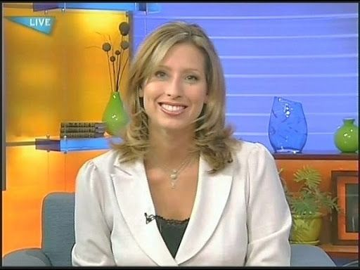 Hottie Stephanie Abrams | The Weather Channel's Hottie - Stephanie Abrams