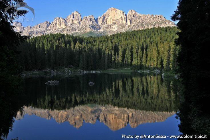 Amazing Lake #Carezza #Karersee #AltoAdige #Suedtirol