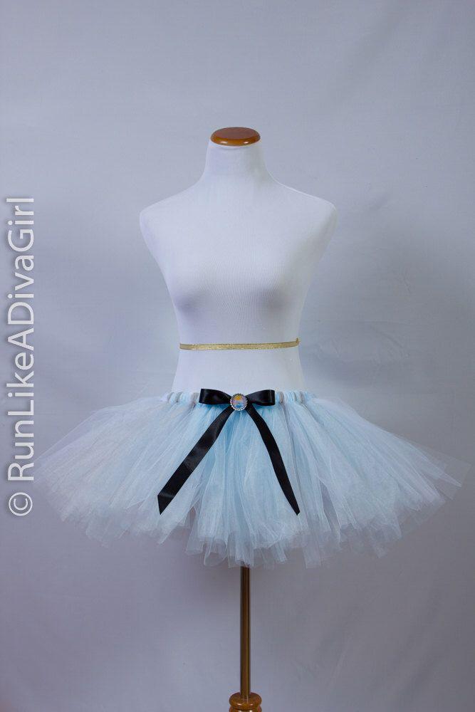 Run Disney Princess Cinderella Inspired running Tutu (by RunLikeADivaGirl) by RunLikeADivaGirl on Etsy https://www.etsy.com/listing/231648018/run-disney-princess-cinderella-inspired