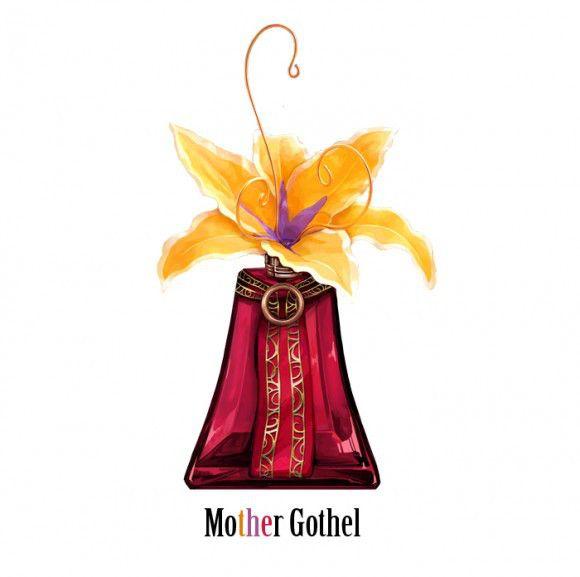 『塔の上のラプンツェル』のマザー・ゴーテル