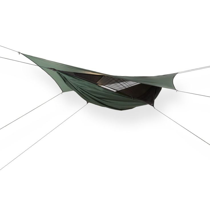 Hennessy Hammock Expedition Asym Zip Hammock - Whatever adventure comes your way, bring the Hennessy Expedition Asym Zip Hammock along for the ride. It has the comfort and ease of a hammock but with...
