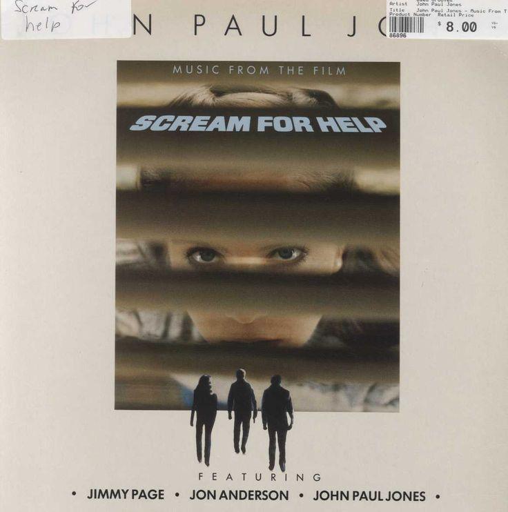 John Paul Jones - Music From The Film Scream For Help