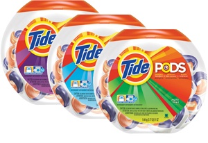 Tide Pods - I  love these.