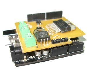 DIY Arduino Motor Shield [for only $8!] (L298N 2x4A)