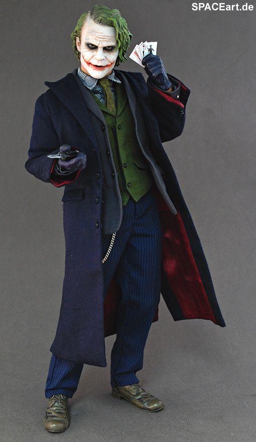 Batman - The Dark Knight: Joker, Fertig-Modell, http://spaceart.de/produkte/bm028.php