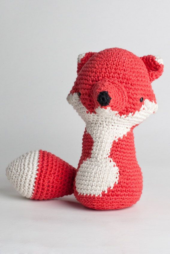 Amigurumi Geisha Free Pattern : Amigurumi crochet pattern-RAMON THE FOX Patterns ...