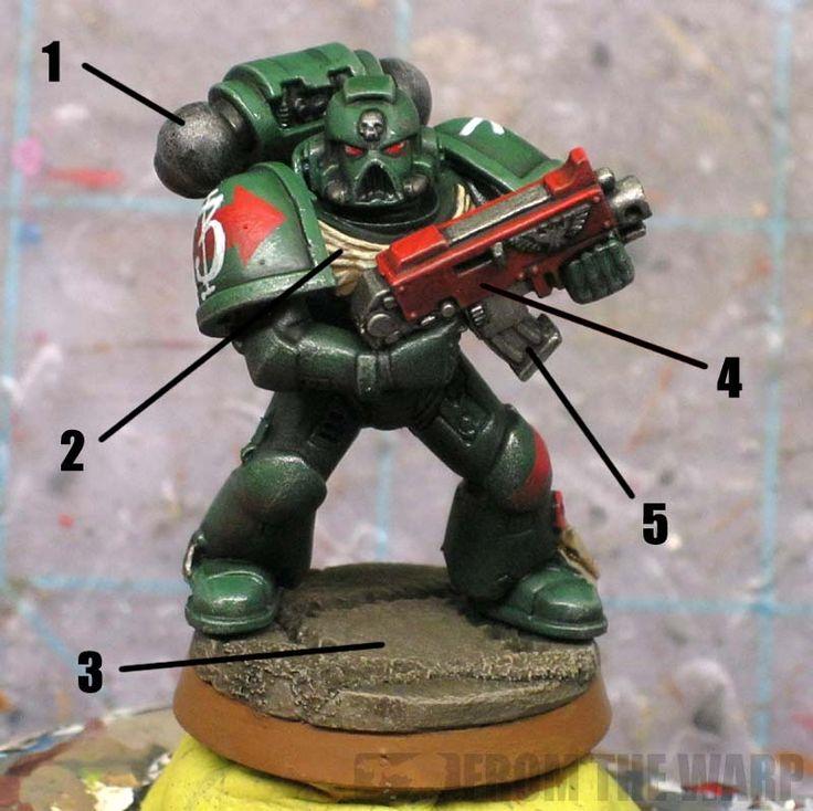 Army Painter Spray Paint Black