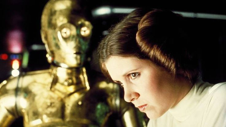Carrie Fisher, 'Prinses Leia', overleden   NOS