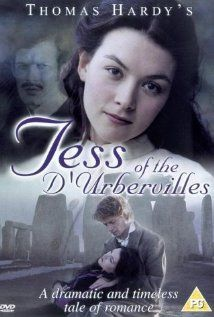 """Tess of the D'Urbervilles: Free-spirited yet naive, country girl Tess, is caught between her wealthy, manipulative, """"cousin"""" Alec and the handsome, educated, farmer Angel Clare, in this Victorian tragedy from novelist Thomas Hardy."""
