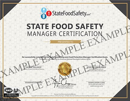 StateFoodSafety.com is proud to be the exclusive provider of the County of San Bernardino Food Worker Program.