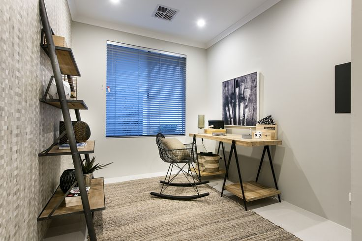 Study - Homebuyers Centre Bohemian Display Home - Banjup, WA Australia
