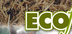 Ecoflax :: vlaslemen - vlasstrooisel - strooisel - leinenstroh - einstreu - leineneinstreu - litière de lin - litière - ANAS de lin - paglia di lino - biancheria da letto - biancheria da letto di cavallo