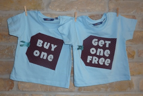 Buy One, Get One Free! Iker pólók.
