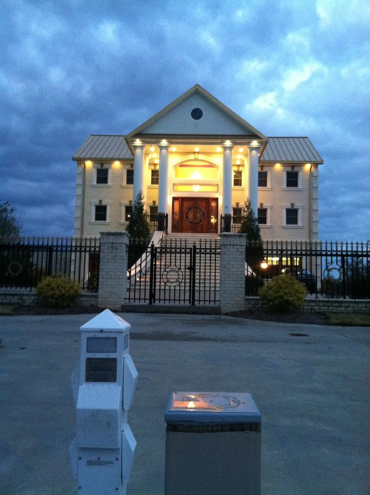 Reggie Fountains house in Washington NC  Offshore