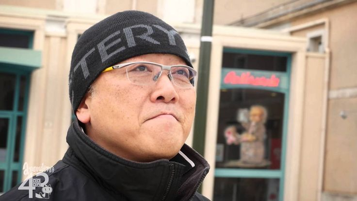 FIBD2016 - L'arrivée de Katsuhiro Otomo