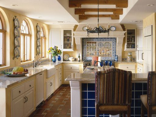 30 best kitchen-spanish colonial images on Pinterest ...