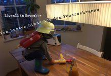 12von12 im November 2016– das bunte Etwas und der Feuerwehrmann