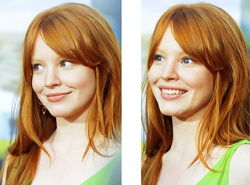 Alanna, Song of the Lioness Quartet - Lauren Ambrose *with shorter hair, but I can't find a good example*