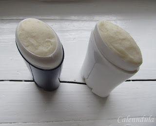 Calenndula: domácí deodorant * homemade deodorant