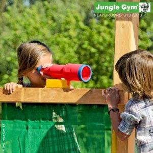 Jungle Gym StarOscope - Wooden Climbing Frame Accessories : Wooden Climbing Frames for children