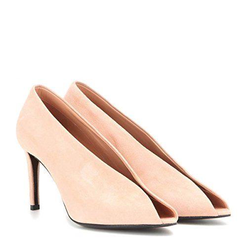 (バレンシアガ) Balenciaga レディース シューズ・靴 パンプス Suede pumps 並行輸入品  新品【取り寄せ商品のため、お届けまでに2週間前後かかります。】 商品番号:hb4-p00123296 詳細は http://brand-tsuhan.com/product/%e3%83%90%e3%83%ac%e3%83%b3%e3%82%b7%e3%82%a2%e3%82%ac-balenciaga-%e3%83%ac%e3%83%87%e3%82%a3%e3%83%bc%e3%82%b9-%e3%82%b7%e3%83%a5%e3%83%bc%e3%82%ba%e3%83%bb%e9%9d%b4-%e3%83%91%e3%83%b3%e3%83%97-2/