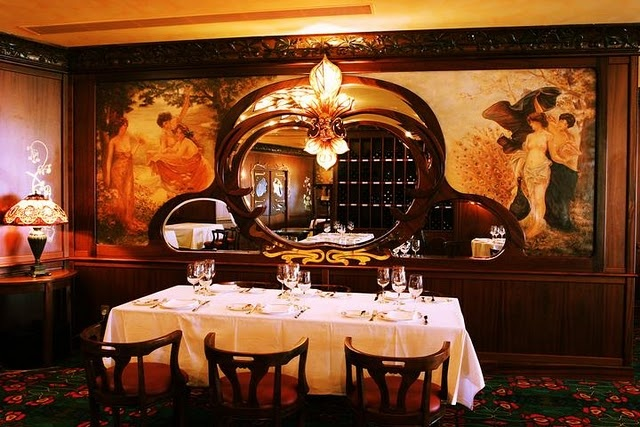 Restaurante MAXIM´S  París