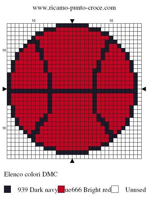 sport - point de croix - baskell ball - cross stitch - Blog : http://broderiemimie44.canalblog.com/