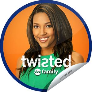 Twisted ABC Family | Promo | GetGlue Sticker