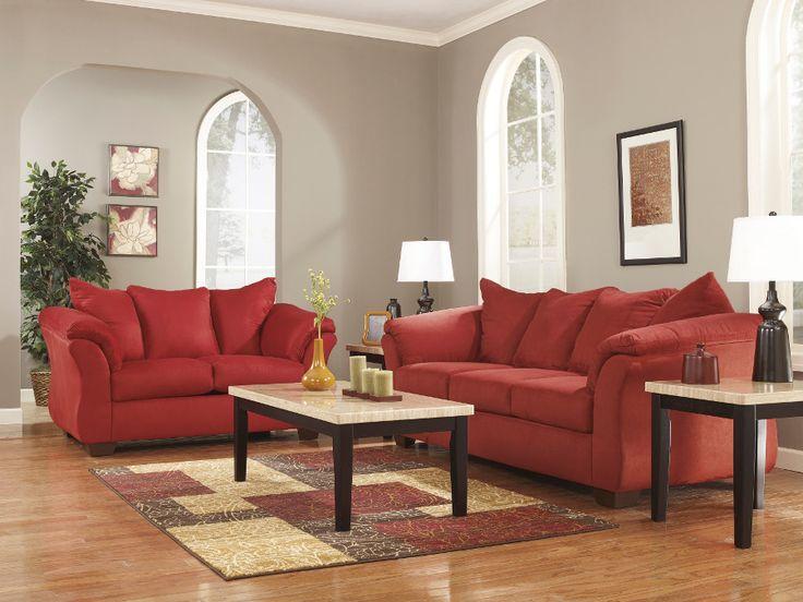 Darcy salsa sofa loveseat sofa loveseat livingroom rana ranafurniture