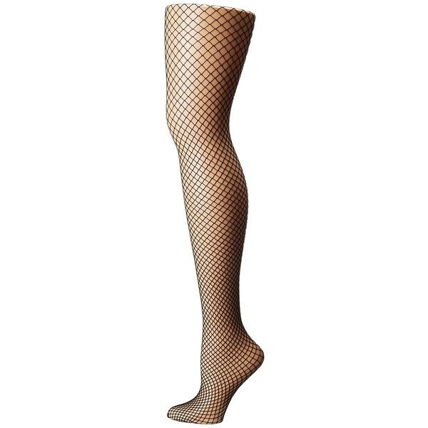 HUE Petite Fishnet Tights (Black) Hose ($15) ❤ liked on Polyvore featuring intimates, hosiery, tights, petite tights, petite stockings, hue tights, petite hosiery and hue hosiery