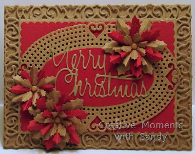 Creative Moments With Sandy: Cheery Lynn Designs Christmas in July Challenge