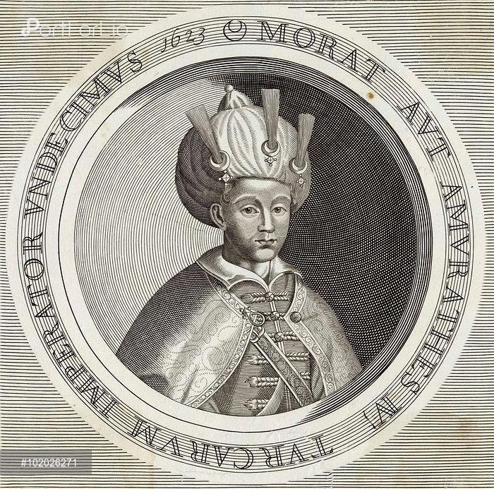 4. Murat 1623 - 1640