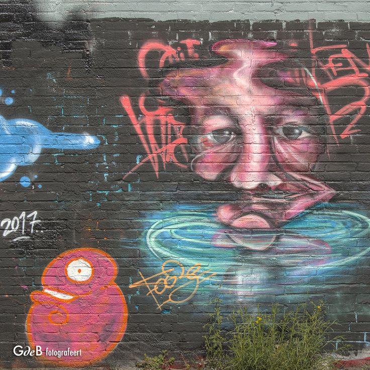 https://flic.kr/p/UpN93w | Grafitti Art by @woutervanfoose