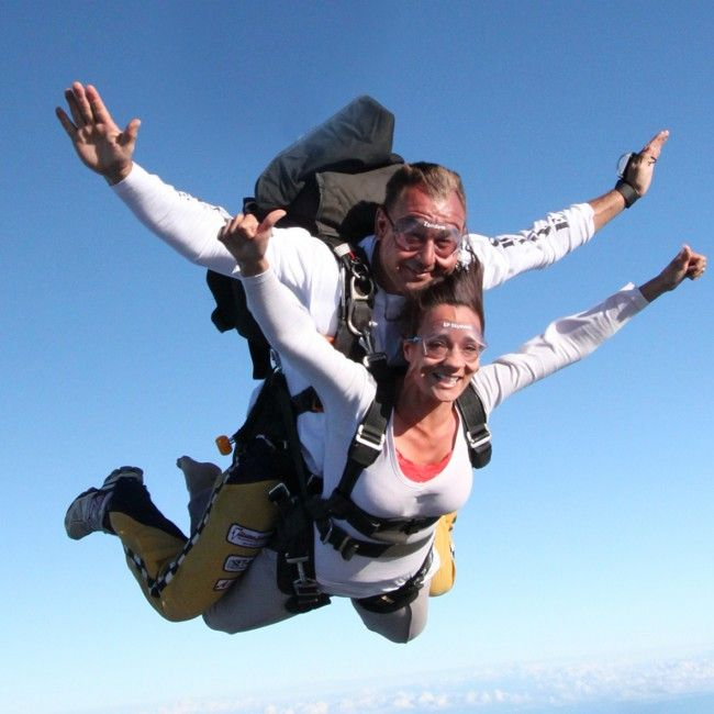 E P Skydivers - Tandem Skydiving near Grahamstown, Eastern Cape
