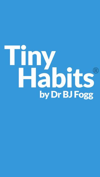 Tiny Habits by Dr BJ Fogg by Porchlight