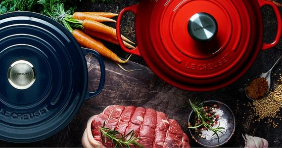 Win 1 of 2 Signature Le Creuset Casserole Dishes