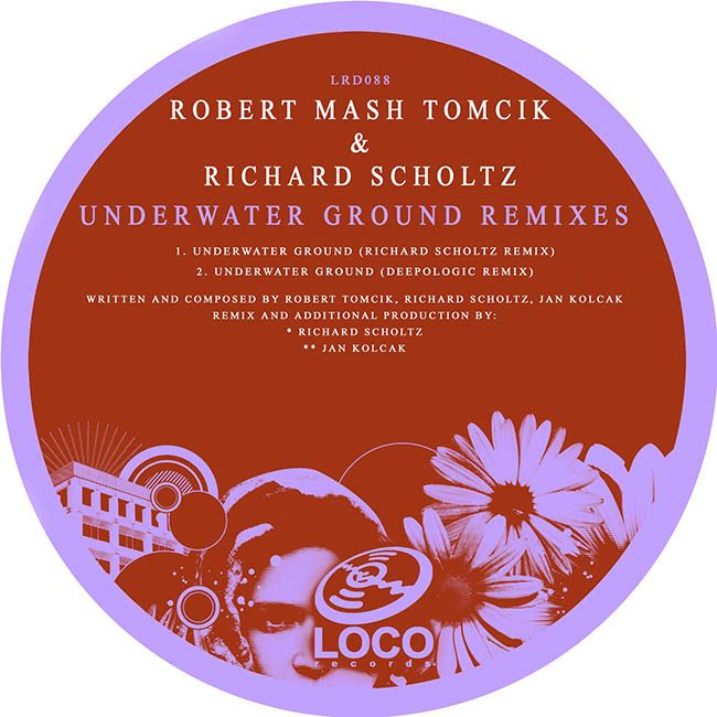 Reworking a straight-up Deep Tech track from Robert Mash Tomcik