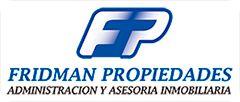 Fridman Propiedades JFP - Corretaje de propiedades y Administracion de propiedades