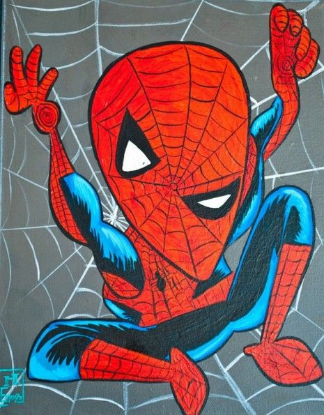 If Picasso Were To Paint Superheroes