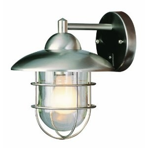 12-Inch Outdoor Wall Lantern $65